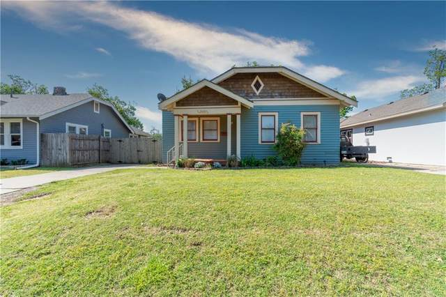 2928 NW 16th Street, Oklahoma City, OK 73107 (MLS #957862) :: Homestead & Co