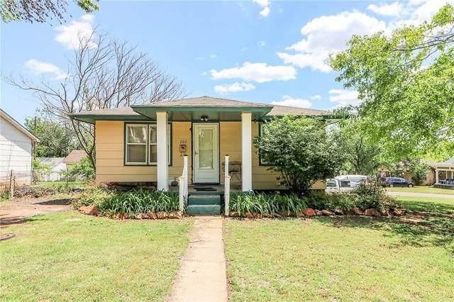 202 N 13th Street, Guthrie, OK 73044 (MLS #957865) :: Maven Real Estate