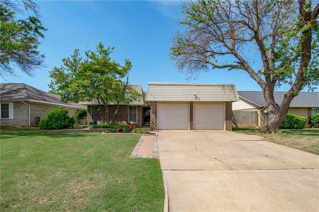 2505 NW 115th Place, Oklahoma City, OK 73120 (MLS #957866) :: Homestead & Co