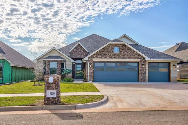 14200 Center Village Way, Oklahoma City, OK 73078 (MLS #957871) :: Homestead & Co