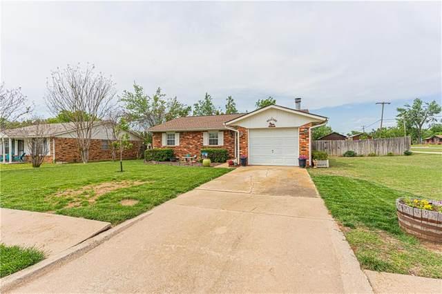 705 Woods Drive, Noble, OK 73068 (MLS #957872) :: Homestead & Co