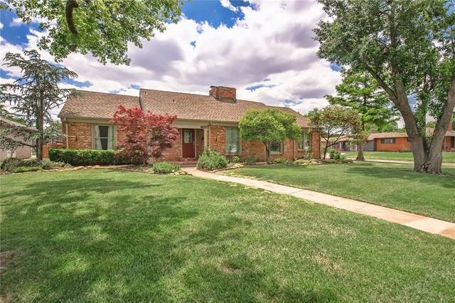 1728 Coventry Lane, Nichols Hills, OK 73120 (MLS #957877) :: Homestead & Co