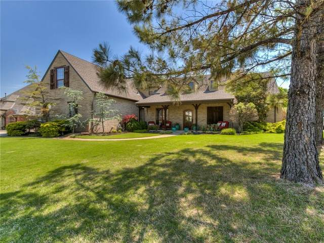 3200 Balmoral Drive, Edmond, OK 73034 (MLS #957884) :: Homestead & Co
