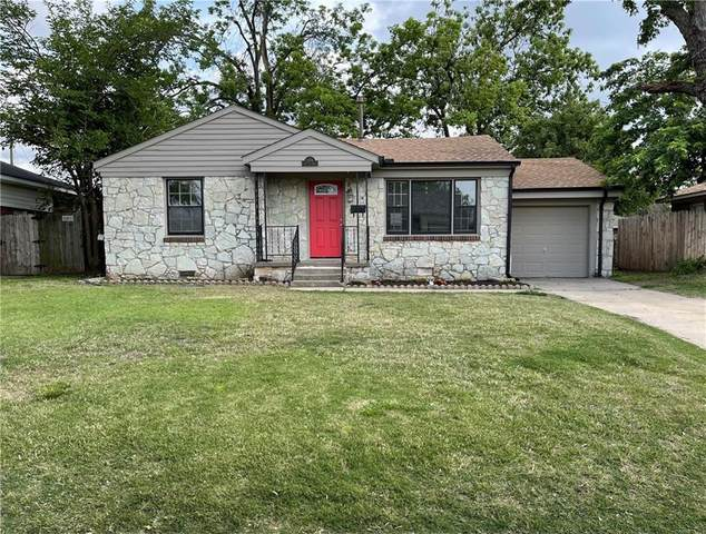 1308 Sheffield Road, Oklahoma City, OK 73120 (MLS #957894) :: Homestead & Co
