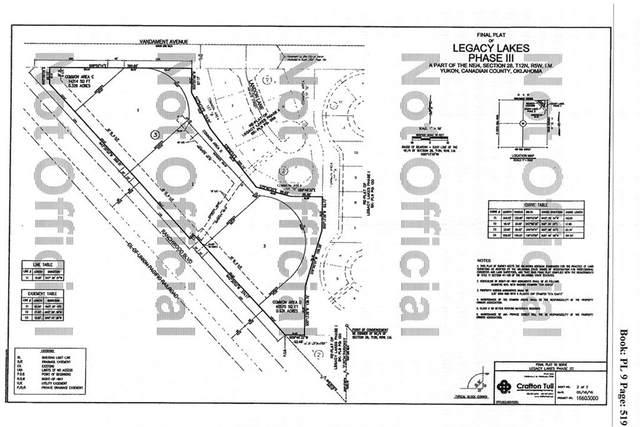 1331 S Ranchwood Boulevard, Yukon, OK 73099 (MLS #957899) :: Homestead & Co