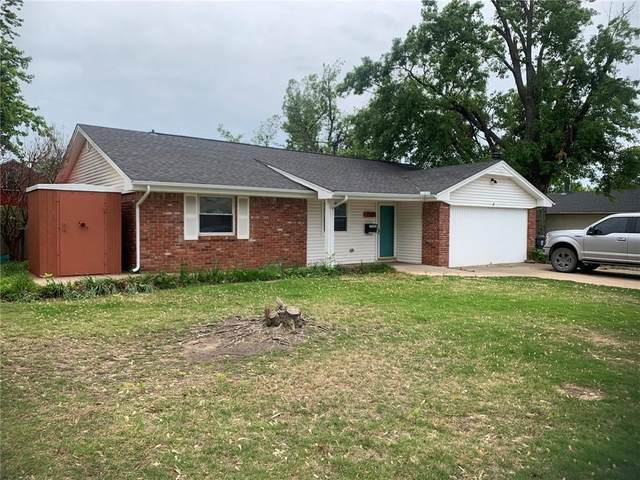 7508 NW 28th Terrace, Bethany, OK 73008 (MLS #957901) :: Maven Real Estate