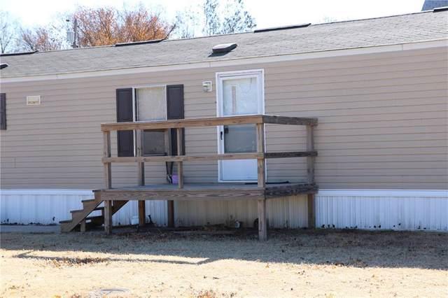 121 N Oklahoma, Thomas, OK 73669 (MLS #957919) :: Homestead & Co