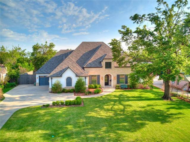 2517 Somerset Place, Oklahoma City, OK 73116 (MLS #957920) :: Homestead & Co