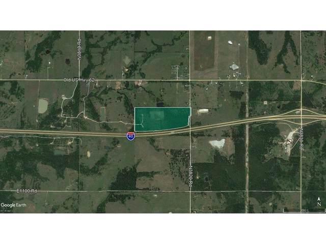 Highway 62, Okemah, OK 74859 (MLS #957974) :: Homestead & Co