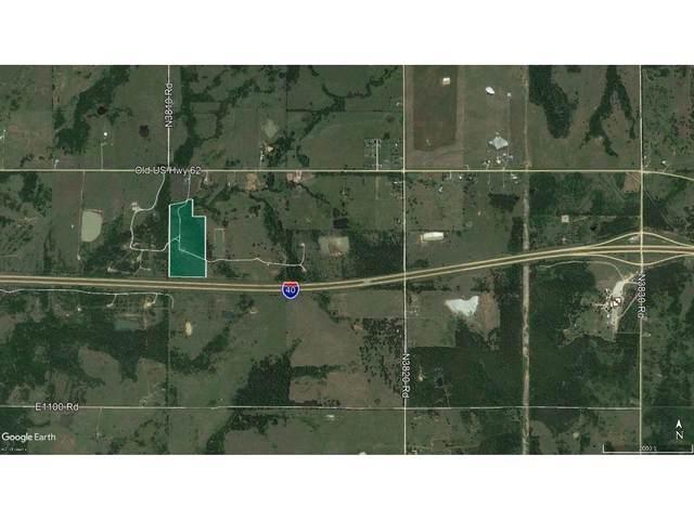 Highway 62, Okemah, OK 74859 (MLS #957978) :: Homestead & Co