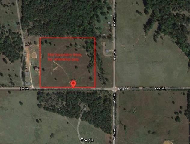 366152 E 990 Road, Boley, OK 74829 (MLS #958007) :: Homestead & Co