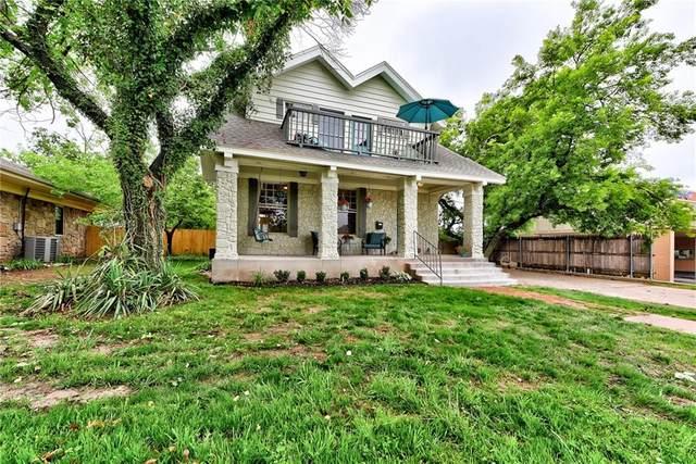 1222 NW 41st Street, Oklahoma City, OK 73118 (MLS #958014) :: Keller Williams Realty Elite