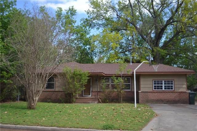 1520 Sunset Drive, Norman, OK 73069 (MLS #958050) :: Erhardt Group at Keller Williams Mulinix OKC