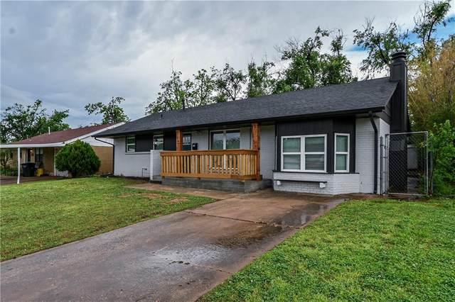 3116 Lazy Lane, Del City, OK 73115 (MLS #958103) :: Maven Real Estate