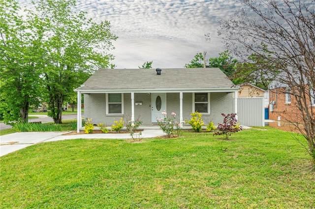 301 E Kittyhawk Drive, Midwest City, OK 73110 (MLS #958122) :: ClearPoint Realty
