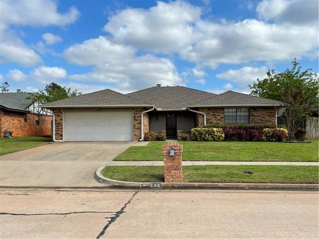 946 Pruitt Drive, Oklahoma City, OK 73170 (MLS #958149) :: KG Realty