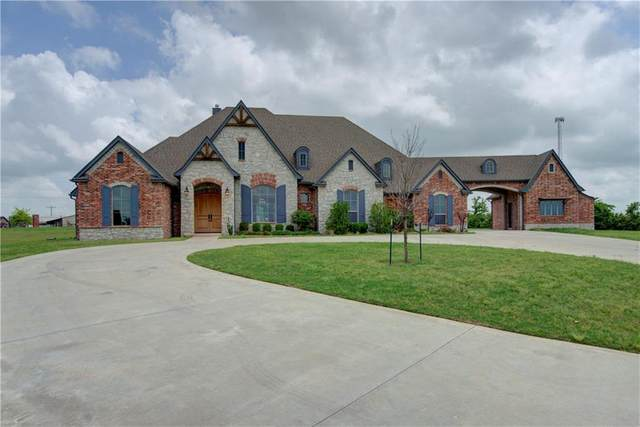 3986 SE 55th Place, Norman, OK 73072 (MLS #958161) :: Homestead & Co