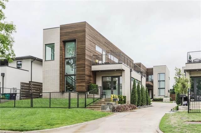 1165 NW 57th Street, Oklahoma City, OK 73118 (MLS #958214) :: Maven Real Estate