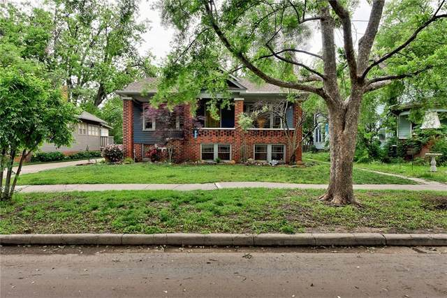 420 College Avenue, Norman, OK 73069 (MLS #958268) :: The UB Home Team at Whittington Realty