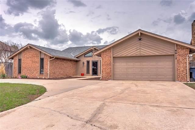 9912 Rockwell Terrace, Oklahoma City, OK 73162 (MLS #958289) :: Keller Williams Realty Elite