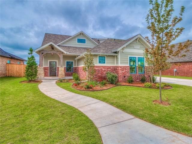 8420 NW 134th Street, Oklahoma City, OK 73142 (MLS #958302) :: Homestead & Co