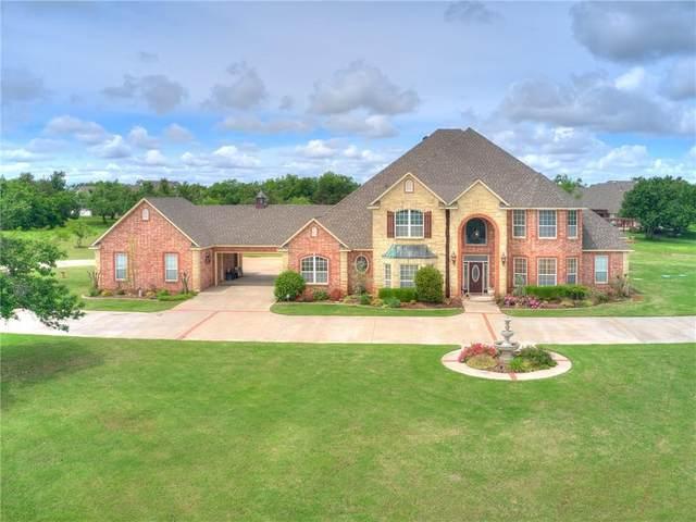 546 Highland Hills Circle, Norman, OK 73026 (MLS #958358) :: Maven Real Estate
