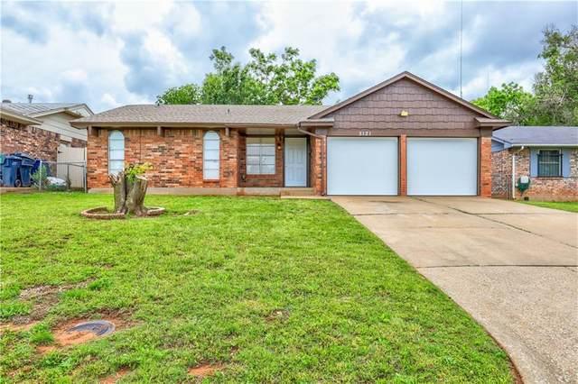 5121 S Briarwood Drive, Oklahoma City, OK 73135 (MLS #958390) :: The UB Home Team at Whittington Realty