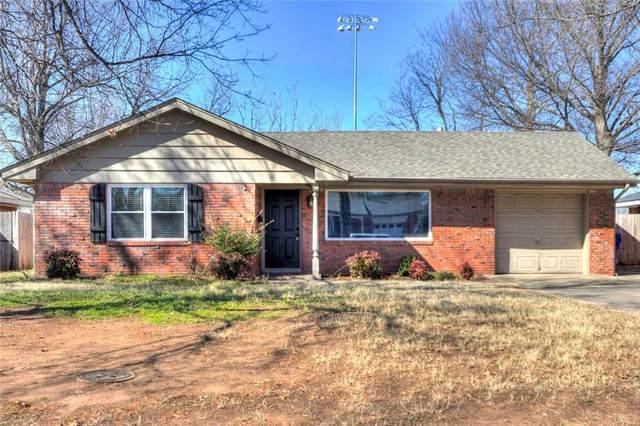 414 Margaret Drive, Norman, OK 73069 (MLS #958405) :: Meraki Real Estate