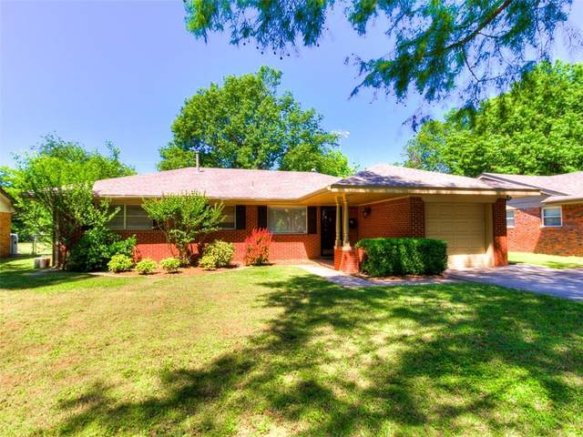 418 Margaret Drive, Norman, OK 73069 (MLS #958424) :: Meraki Real Estate