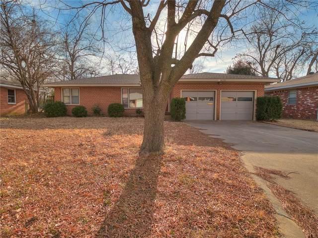 1620 Caddell Lane, Norman, OK 73069 (MLS #958432) :: Meraki Real Estate