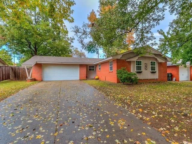 1613 Vine Street, Norman, OK 73072 (MLS #958462) :: Meraki Real Estate