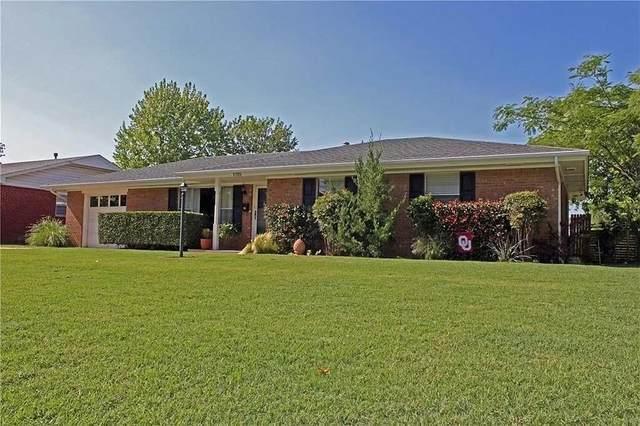 1705 Cherry Stone Street, Norman, OK 73072 (MLS #958465) :: Meraki Real Estate
