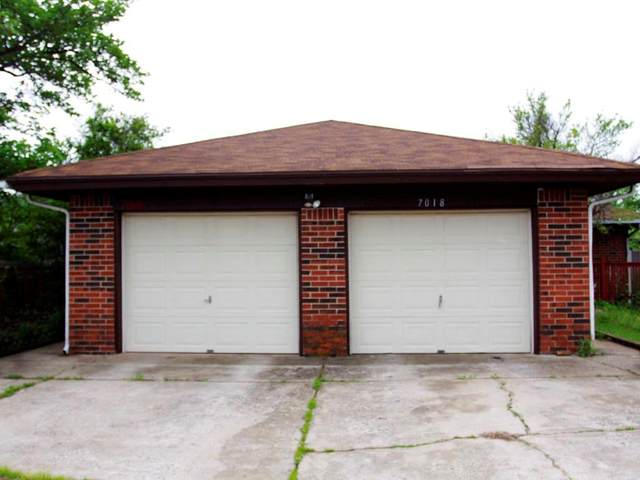 7016 Woodlake Drive, Oklahoma City, OK 73132 (MLS #958472) :: Erhardt Group at Keller Williams Mulinix OKC