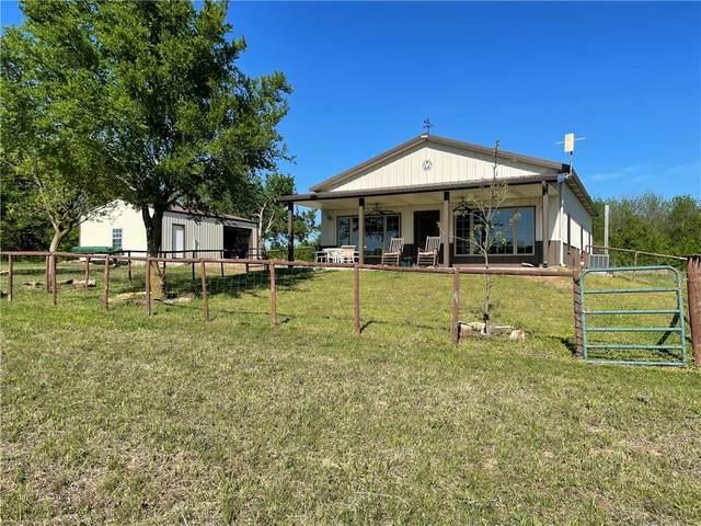 2673 N 377 Road, Holdenville, OK 74848 (MLS #958473) :: Homestead & Co