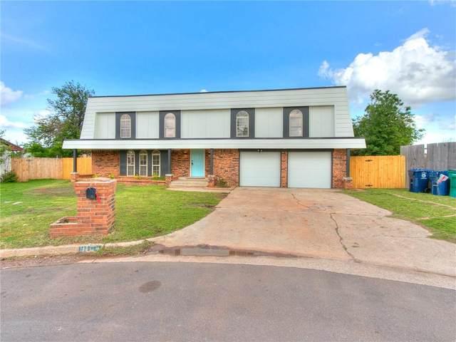 9104 Rolling Green Avenue, Oklahoma City, OK 73132 (MLS #958491) :: Homestead & Co