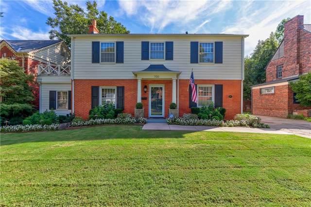 700 NW 40th Street, Oklahoma City, OK 73118 (MLS #958499) :: Homestead & Co