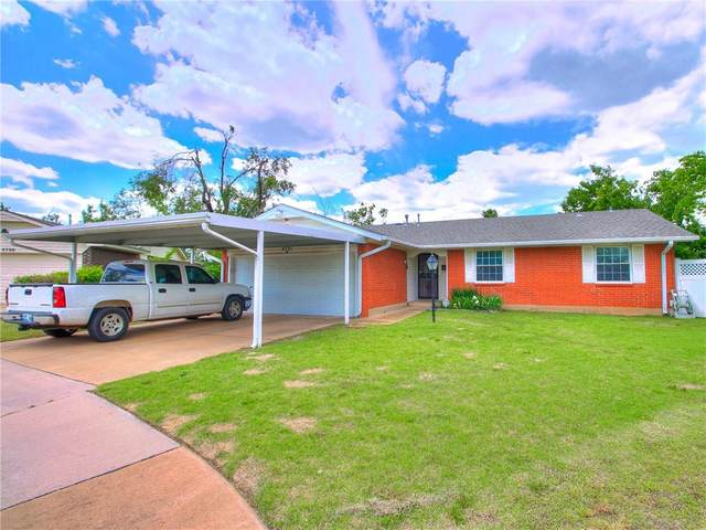4701 SE 46th Street, Oklahoma City, OK 73135 (MLS #958511) :: The UB Home Team at Whittington Realty