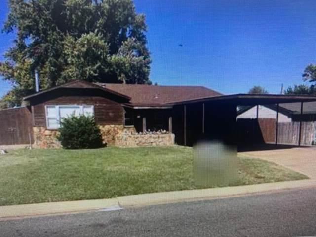 2420 Kansas Avenue, Woodward, OK 73801 (MLS #958522) :: Erhardt Group