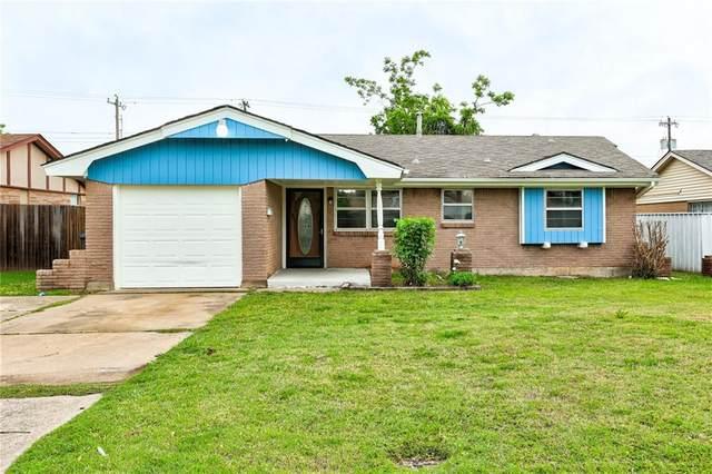 2617 SW 75th Street, Oklahoma City, OK 73159 (MLS #958549) :: The UB Home Team at Whittington Realty