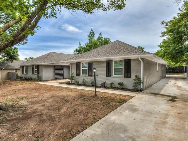 3004 Robin Ridge Road, Oklahoma City, OK 73120 (MLS #958681) :: Meraki Real Estate