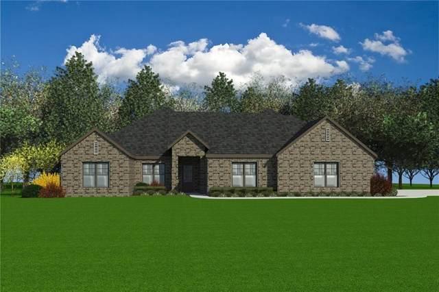 18451 Chuckwagon Trail, Norman, OK 73071 (MLS #958728) :: Maven Real Estate