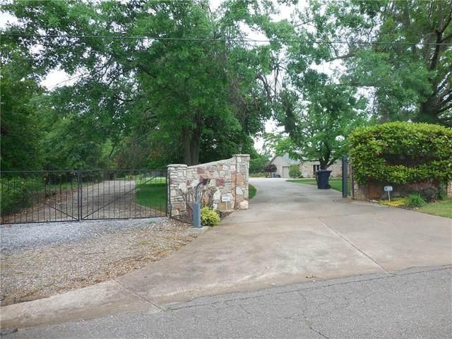 6200 S Donna Lane, Oklahoma City, OK 73150 (MLS #958738) :: The UB Home Team at Whittington Realty