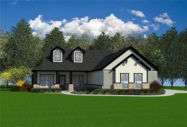 12808 SW 27th Street, Yukon, OK 73099 (MLS #958742) :: Erhardt Group