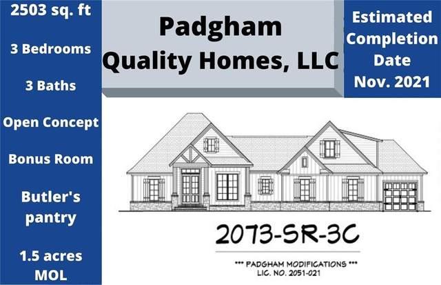 15003 Cedar Ridge Road, Shawnee, OK 74801 (MLS #958760) :: Erhardt Group at Keller Williams Mulinix OKC