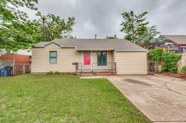 2420 NW 35th Street, Oklahoma City, OK 73112 (MLS #958764) :: KG Realty
