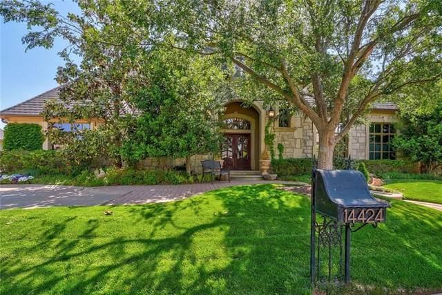 14424 Rosebay Place, Oklahoma City, OK 73142 (MLS #958773) :: Homestead & Co
