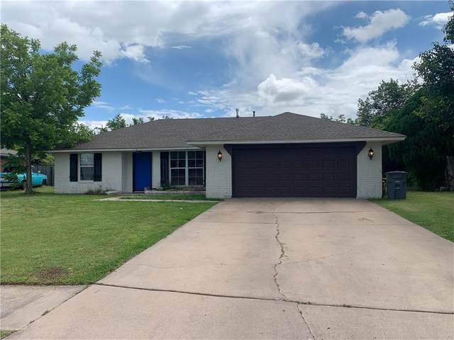 1608 NW Black Mesa Drive, Lawton, OK 73505 (MLS #958853) :: Keller Williams Realty Elite