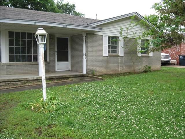 4405 N Chapman Avenue, Shawnee, OK 74804 (MLS #958862) :: Maven Real Estate