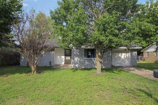 521 Eastgate Avenue, Wynnewood, OK 73098 (MLS #958944) :: ClearPoint Realty