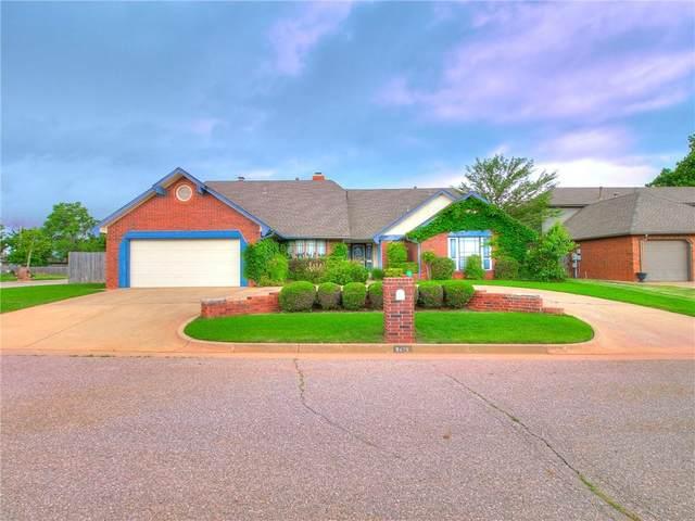 6425 Winfield Drive, Oklahoma City, OK 73162 (MLS #958980) :: Maven Real Estate